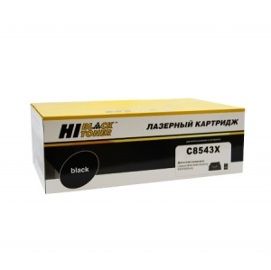 Картридж HP LJ C8543X, Hi-Black