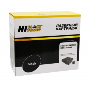 Картридж HP LJ Q1338/5942/5945/1339, Hi-Black